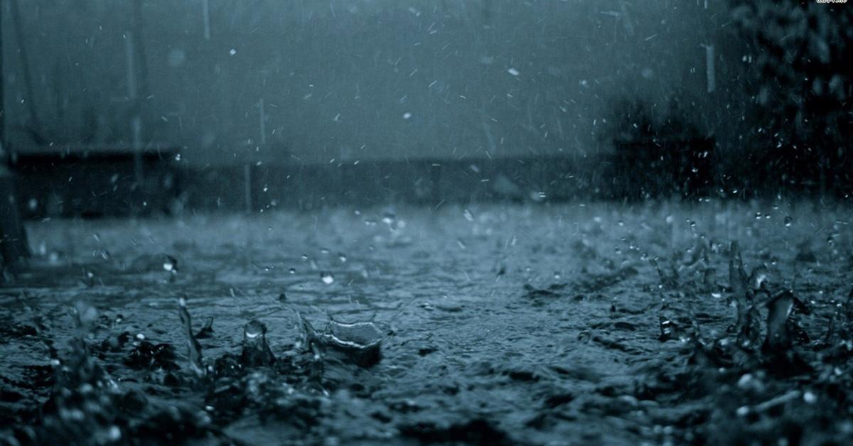 Opony na deszcz