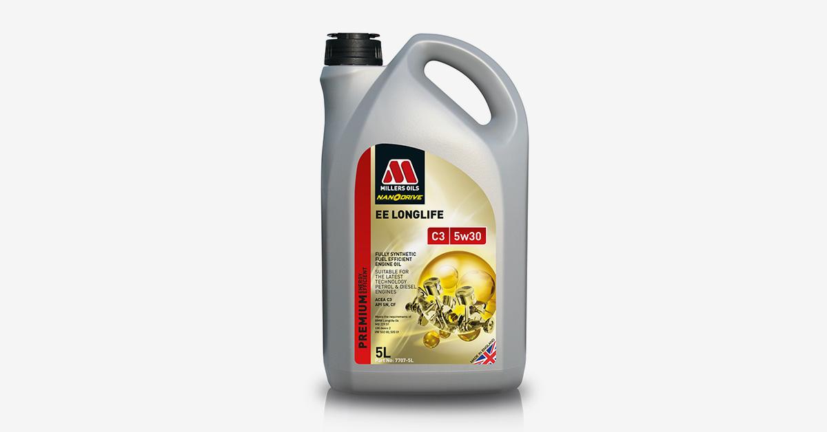 Millers Oils EE LOnglife C3 5w30