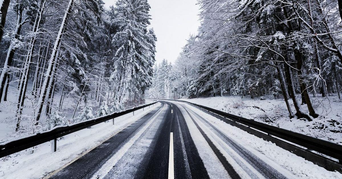 Opony na zimę