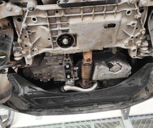 Mycie silników samochodowych