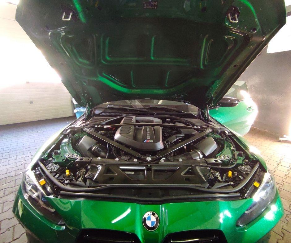 mycie silnika cena promocyjna BMW M4