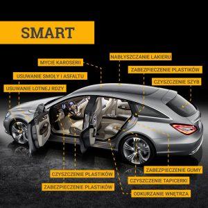 Auto - Myjnia pakiet SMART