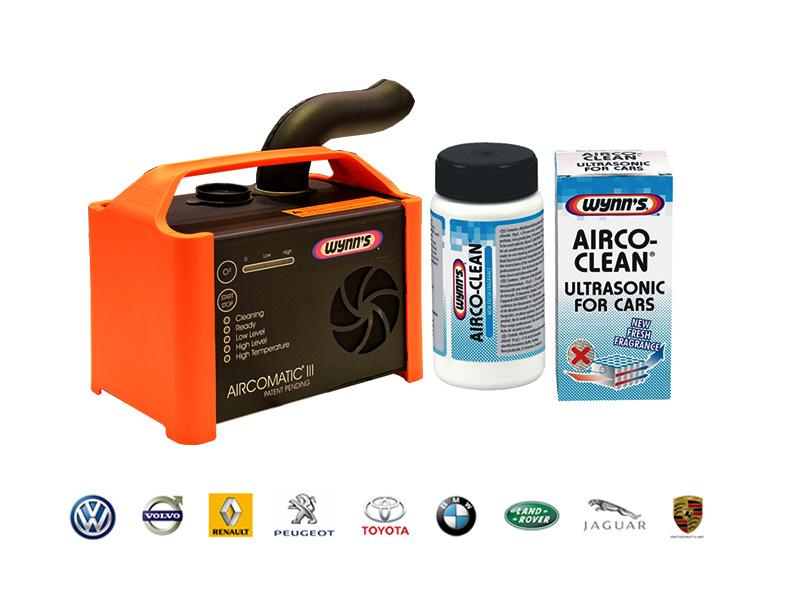 Wynns preparat do czyszczenia klimatyzacji samochodowej