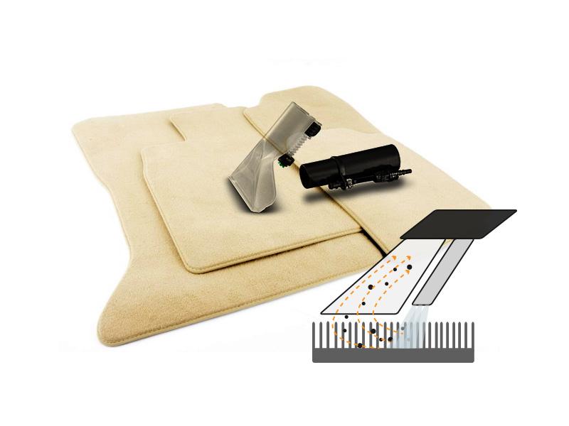 Pranie ekstrakcyjne tapicerki