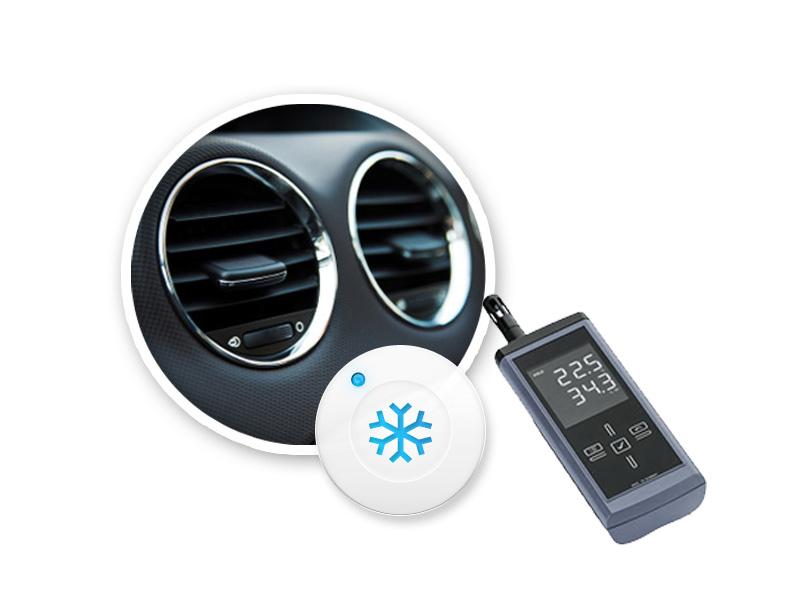 Przegląd klimatyzacji samochodowej 1
