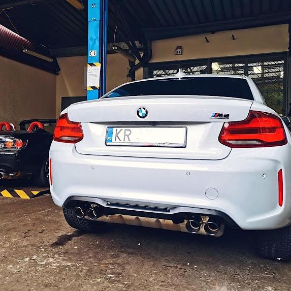 HARP-BMW M2