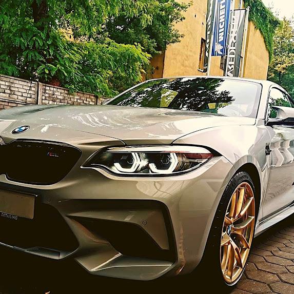 HARP-Serwis BMW M2