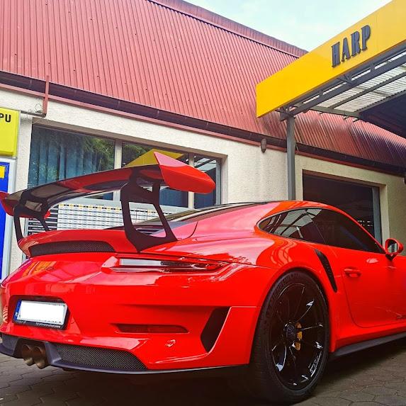 HARP-Serwis-Porsche